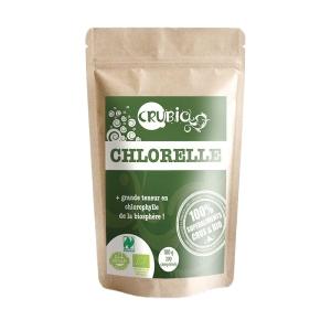 Chlorelle Crubio de forceultranature avec code promo