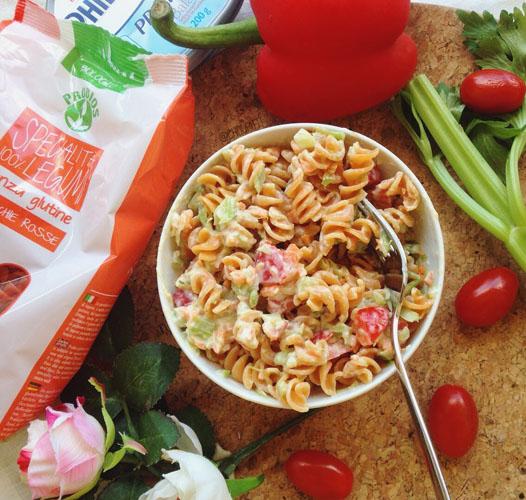 Recette sauce a salade allégée sans crème fraiche avec huile d'olive et fromage blanc protéinée et pauvres en calories