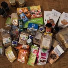 3eme commande de produits bios sur Kazidomi