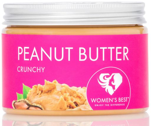 Beurre de cacahuète crunchy womensbest